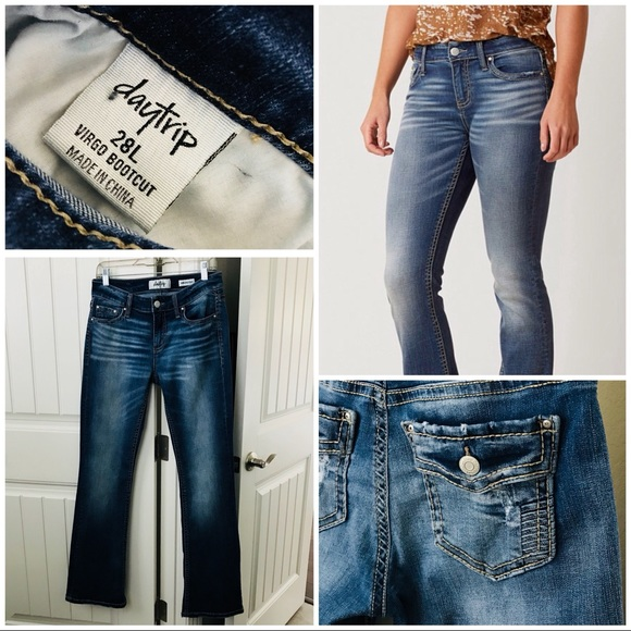 eb90451ed2b Daytrip Jeans | Boot Cut Stretch Jean Curvy Fit Size 27 | Poshmark